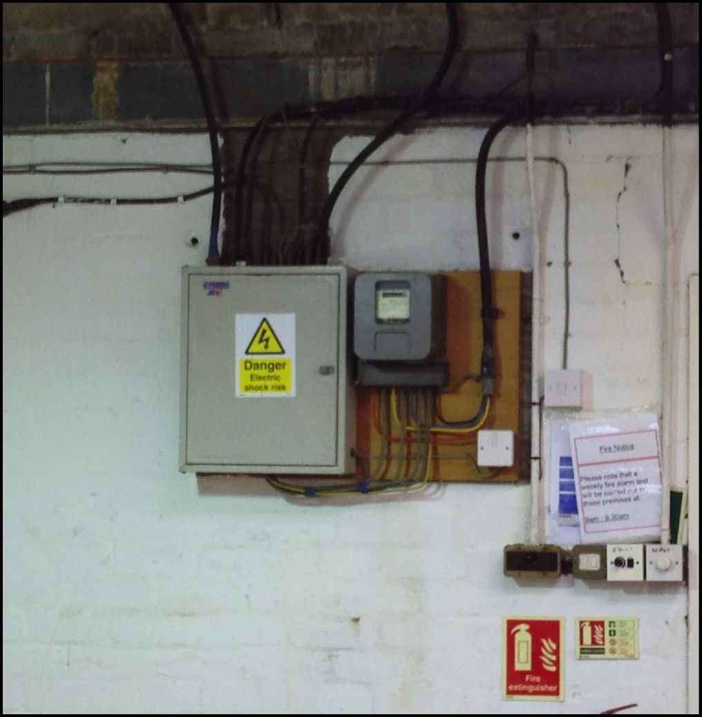 Electricity at Work Training