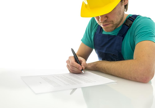 Subcontractor Assessment / Approved Contractor List