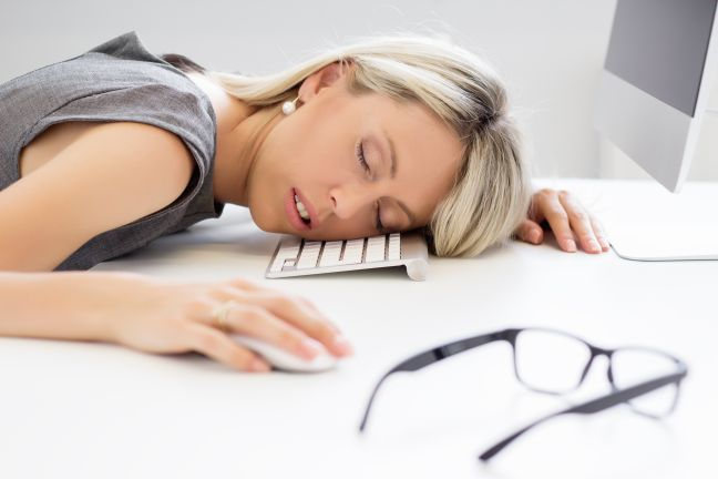 Sleep deprivation: Counting the economic cost