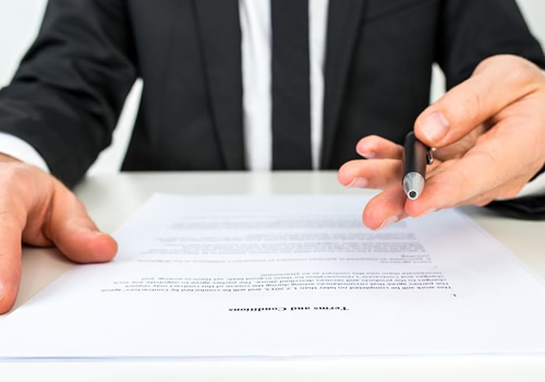 Can new contracts be imposed?