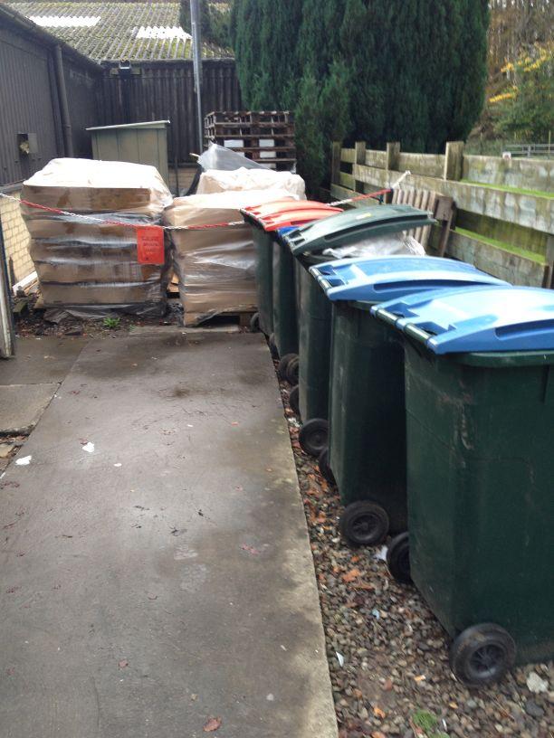 Fine, fatality, bin lorry, training, equipment maintenance, safe system of work